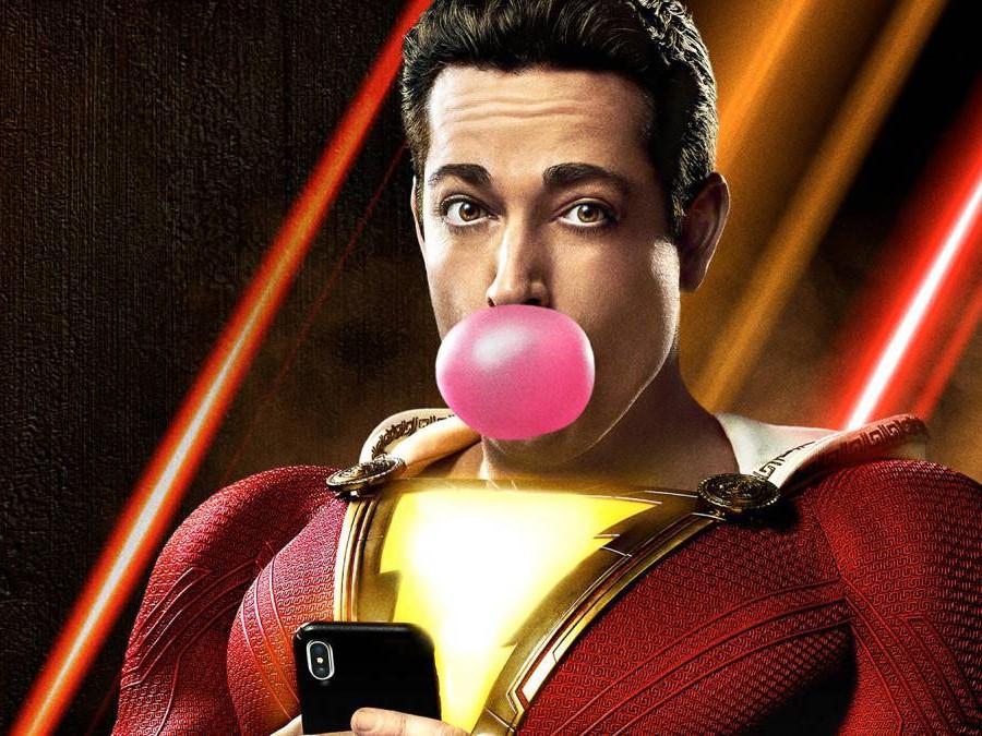 Shazam! llega este viernes a las salas cinematográficas de México