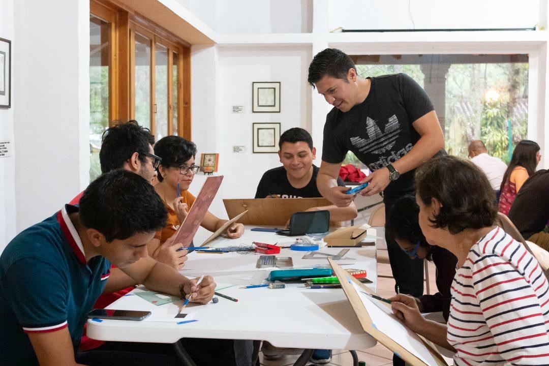 Imparte IVEC talleres infantiles durante el mes de abril