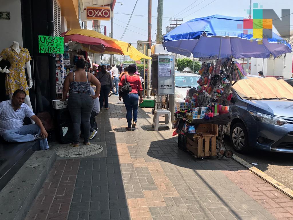 Comerciante de Coatzacoalcos denunció discriminación de autoridad municipal