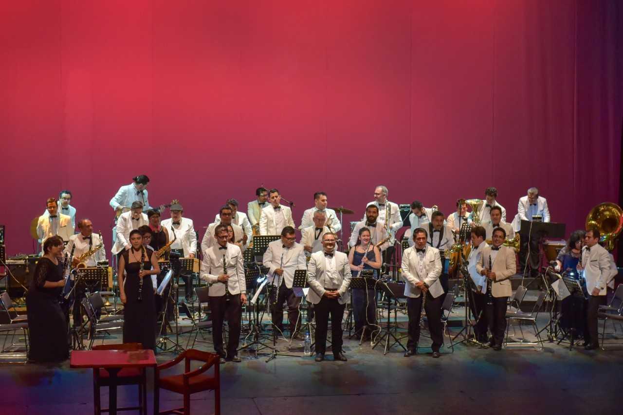 Celebra Orquesta Municipal su aniversario 28