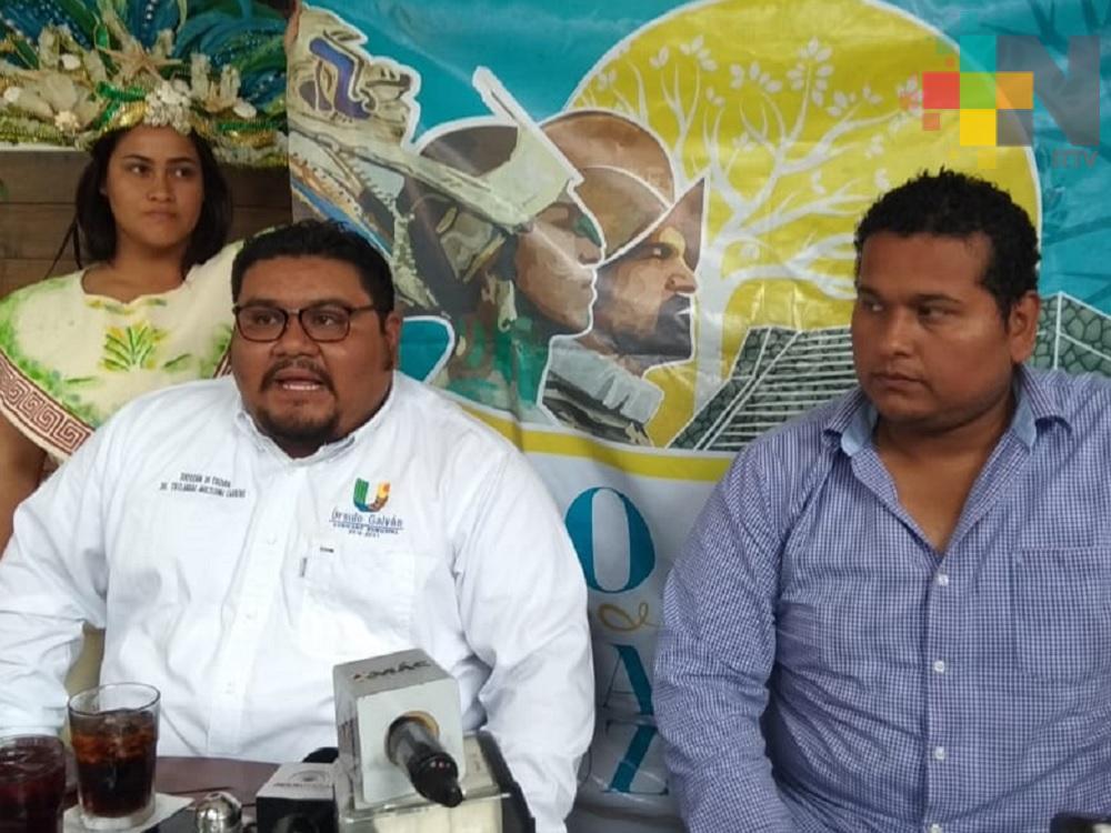 Municipio de Úrsulo Galván se une también a la conmemoración de los 500 de Veracruz