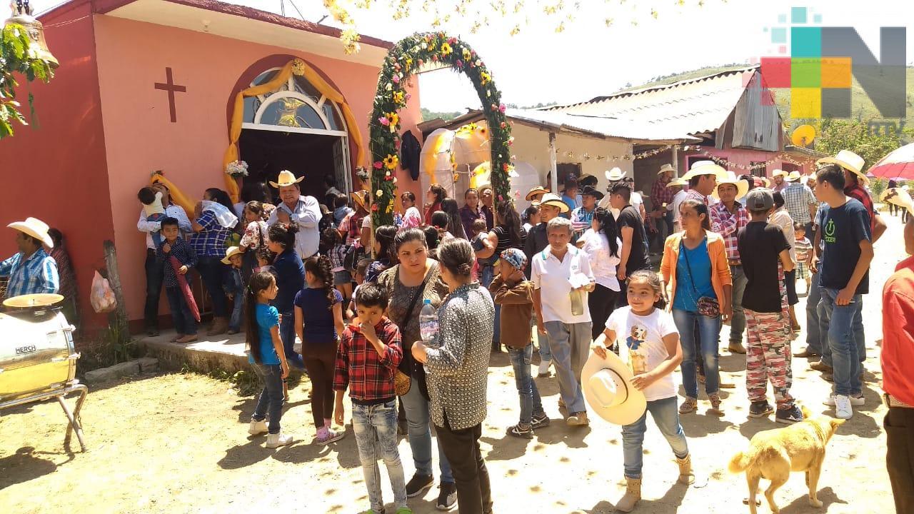 Fiesta patronal del Cristo Resucitado atrae a visitantes de otros estados