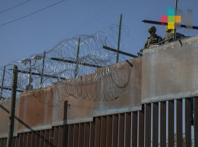 Autoridades de México y EUA abordarán tema de frontera, anuncia Herrera