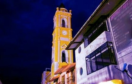 Torre de Santa Cecilia, Huatusco