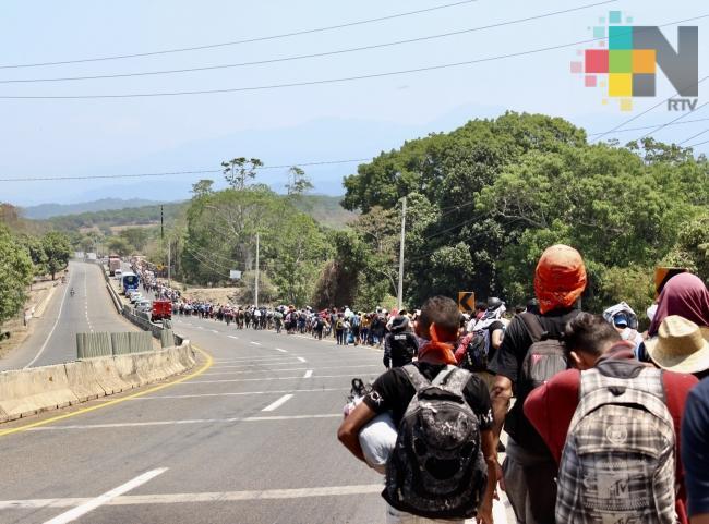 López Obrador dará detalles del plan migratorio este viernes