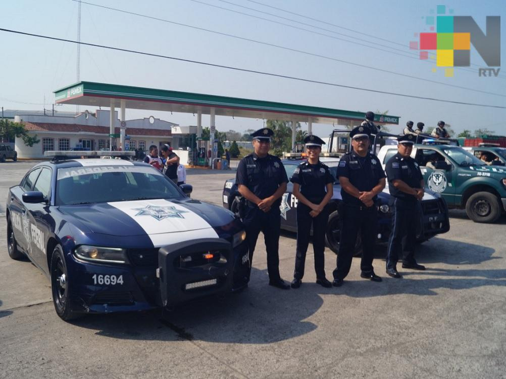 Ante regreso de paseantes, reforzarán operativo de Semana Santa en Xalapa