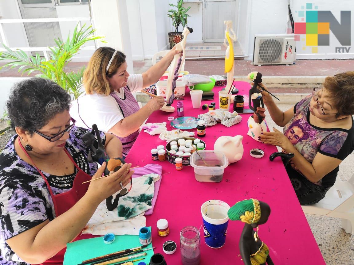 Los beneficios de pintar cerámica