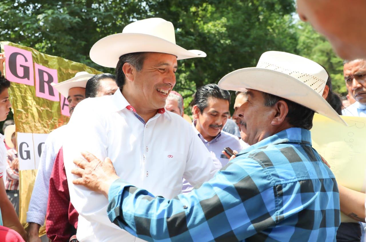Con más obras se hará justicia a pueblos olvidados: Gobernador de Veracruz