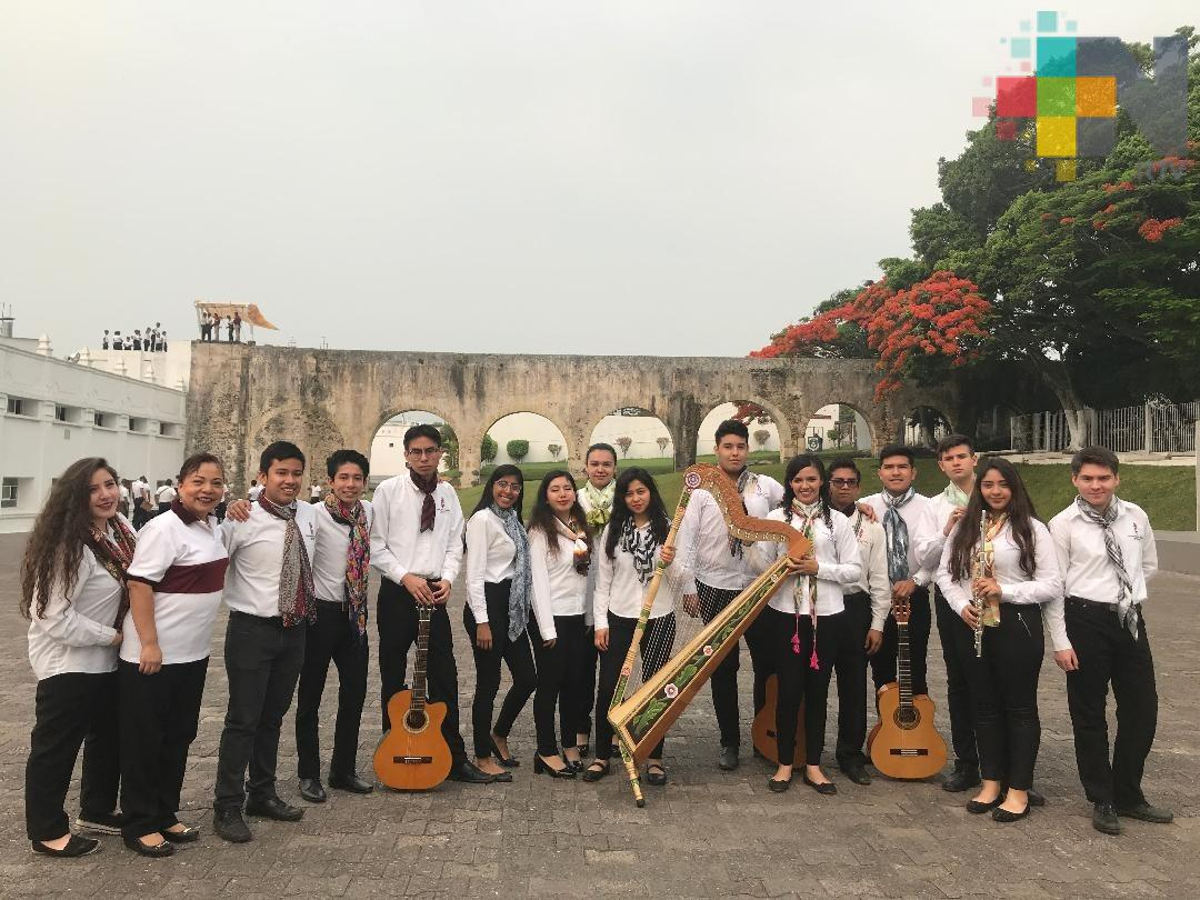 Participan 132 jóvenes en Certamen Mosaico Musical de DGB, Fase de Zona