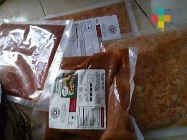 En Álamo, intoxicados por consumo de alimentos caducados