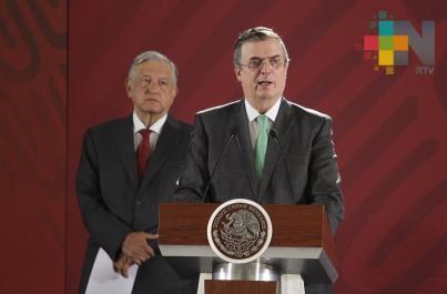 El próximo lunes se publicará el plan de desarrollo México-Centroamérica