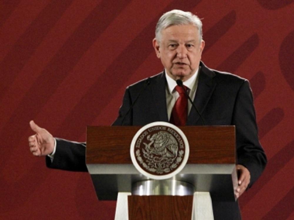 Iniciará rescate de cuerpos en Pasta de Conchos, anuncia López Obrador