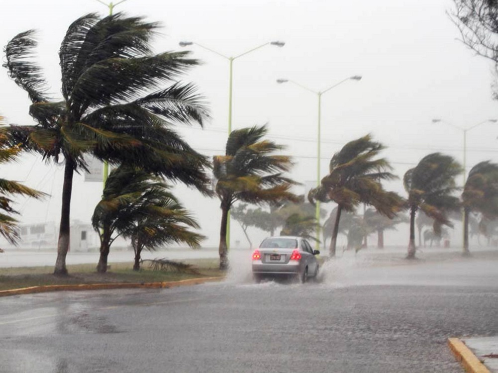 Inició temporada de ciclones; 5 o 6 podrían ingresar a territorio nacional