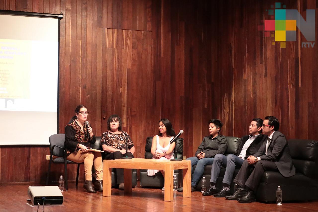 En Veracruz se atienden problemáticas de colectivos de la diversidad sexual