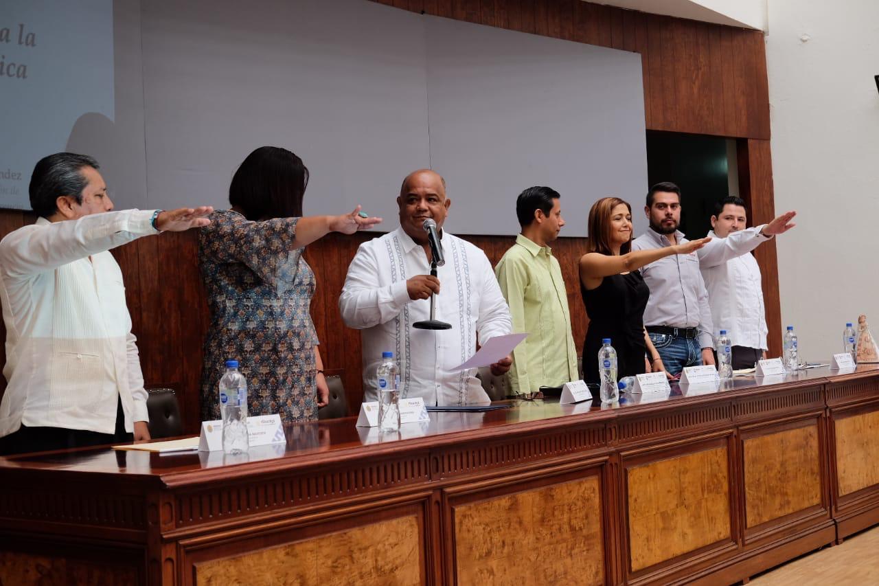 Instala Eric Cisneros Consejo Consultivo de Gobierno Abierto de Segob