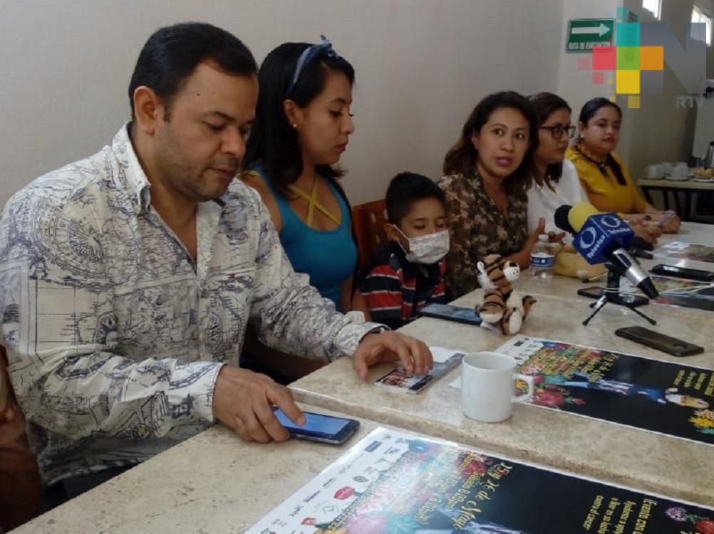Festival Guelaguetza de las Flores con causa, en Xalapa