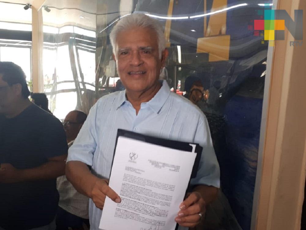 """""""Los diputados panistas deben tener calma, en dos años, la SCJN se pronunciará por el caso Winckler: Jorge Reyes Peralta"""