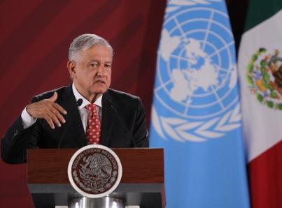 Presidencia acata disposición del INE sobre conferencias matutinas: AMLO