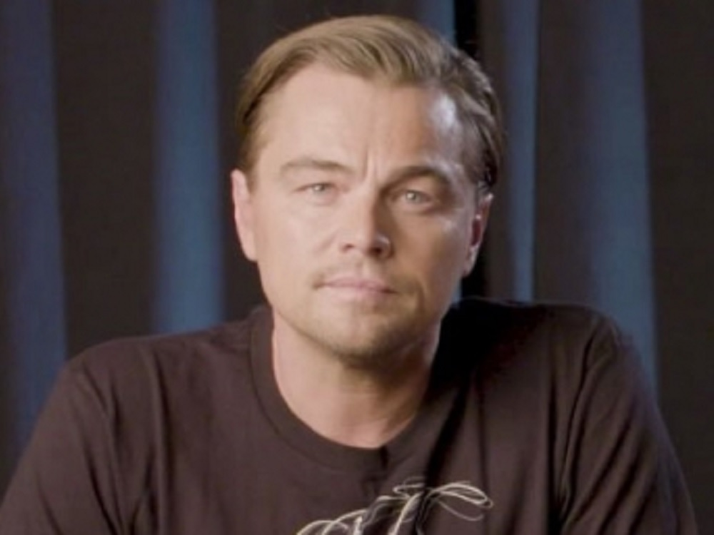 DiCaprio llega a Cannes con documental «And we go green»