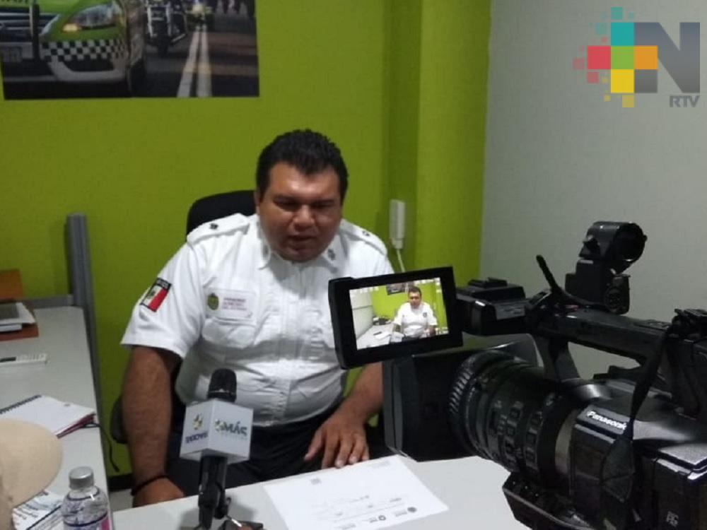 Delegación de Tránsito y Vialidad de Xalapa dará cursos virtuales de Cultura Vial