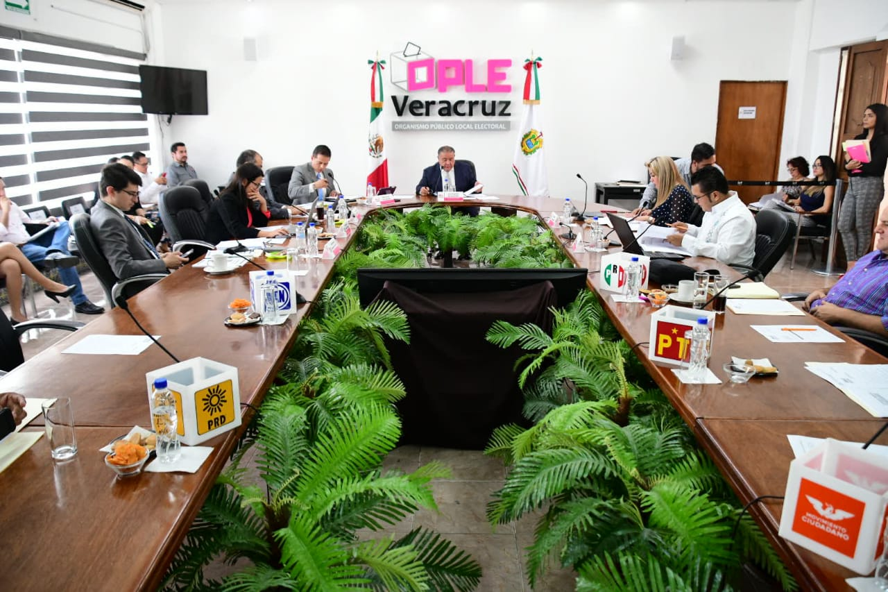 Instrumenta el OPLE Veracruz nuevo reglamento interior que elimina el hostigamiento sexual, violencia y discriminación