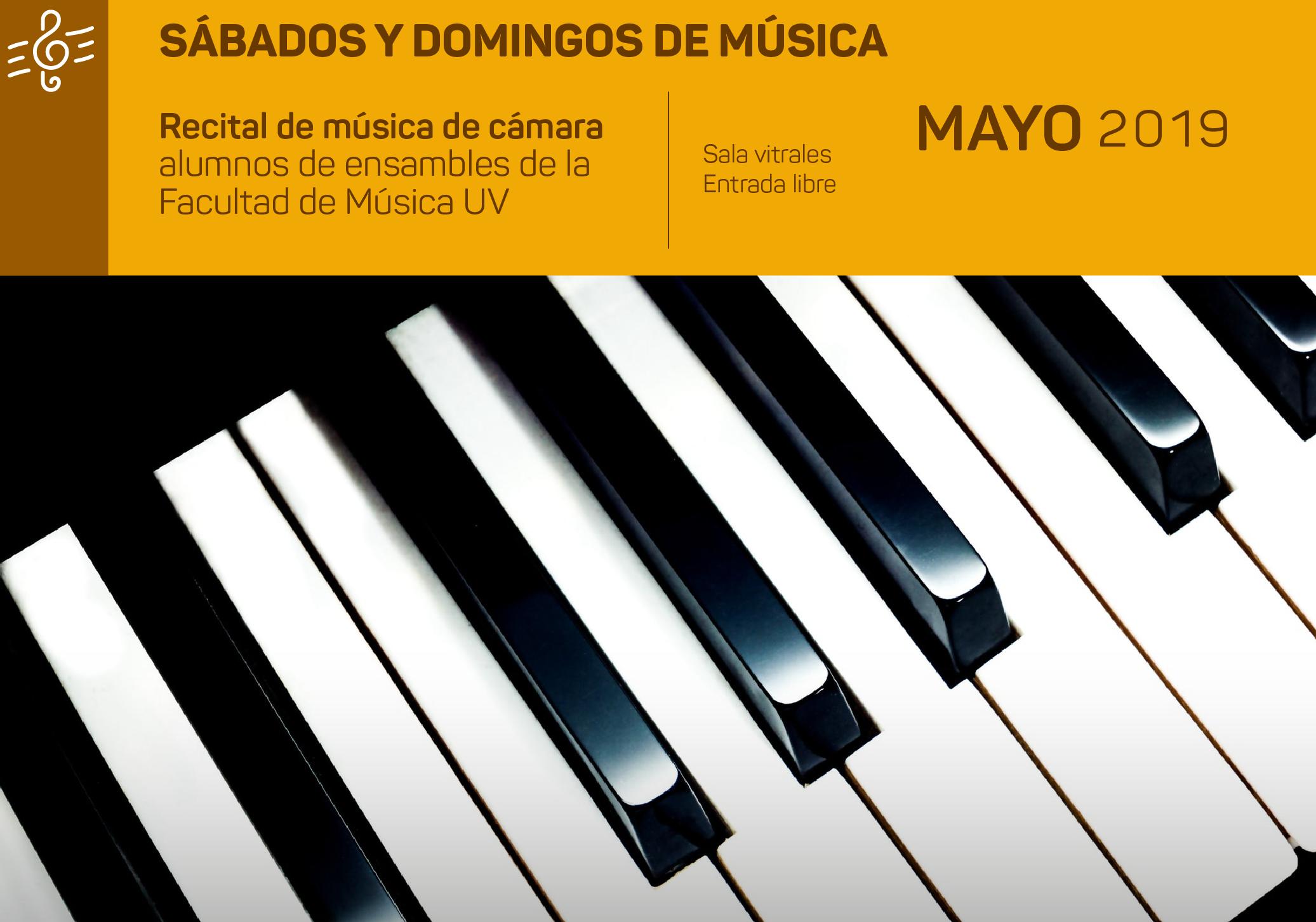 Recitales de música de cámara en Casa de Cultura de Coatepec