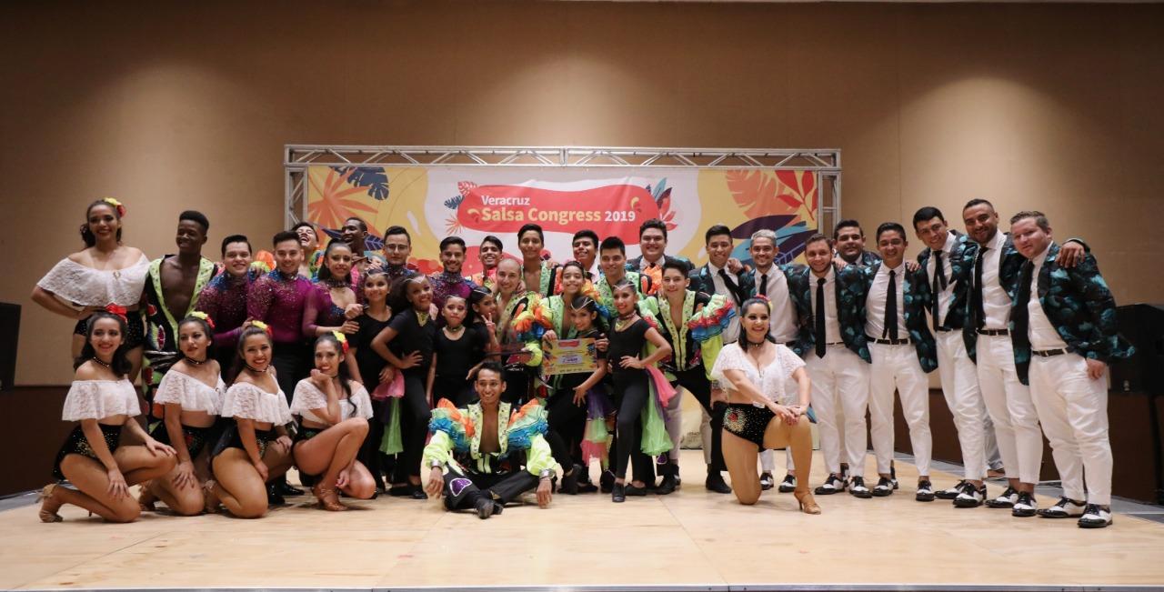 Cumple Sectur sueño de participantes en Salsa Congress