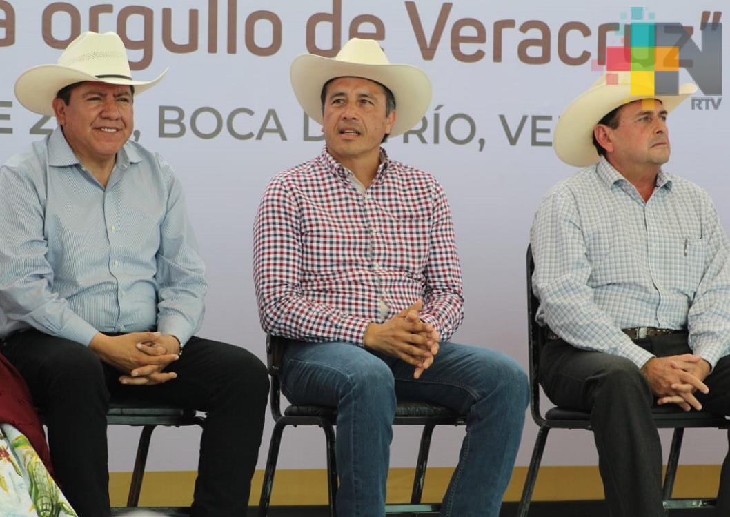 """Se intensificará el programa de """"Crédito a la Palabra"""" en Veracruz"""