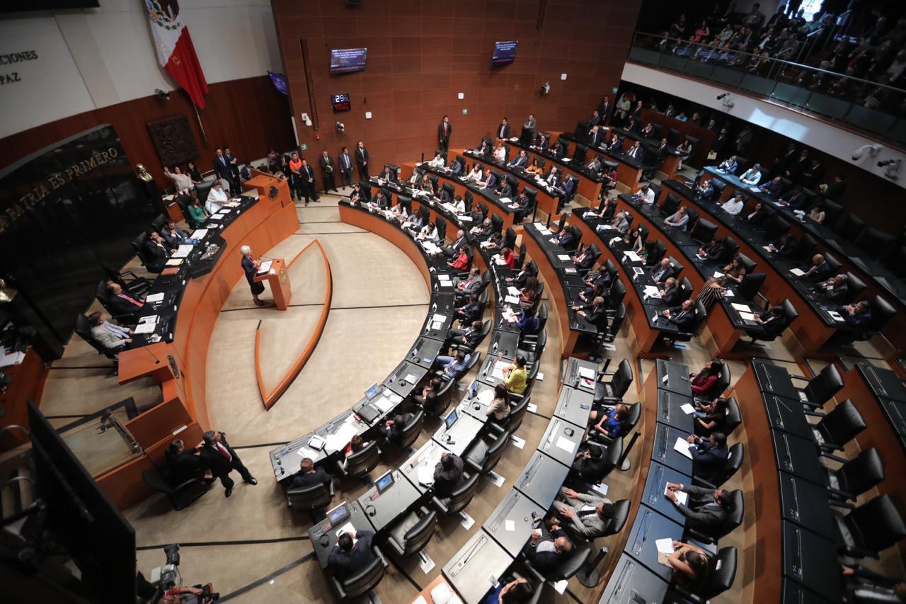 Senadores desechan desaparición de poderes en tres estados