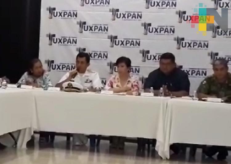 En Tuxpan se preparan para la temporada de huracanes