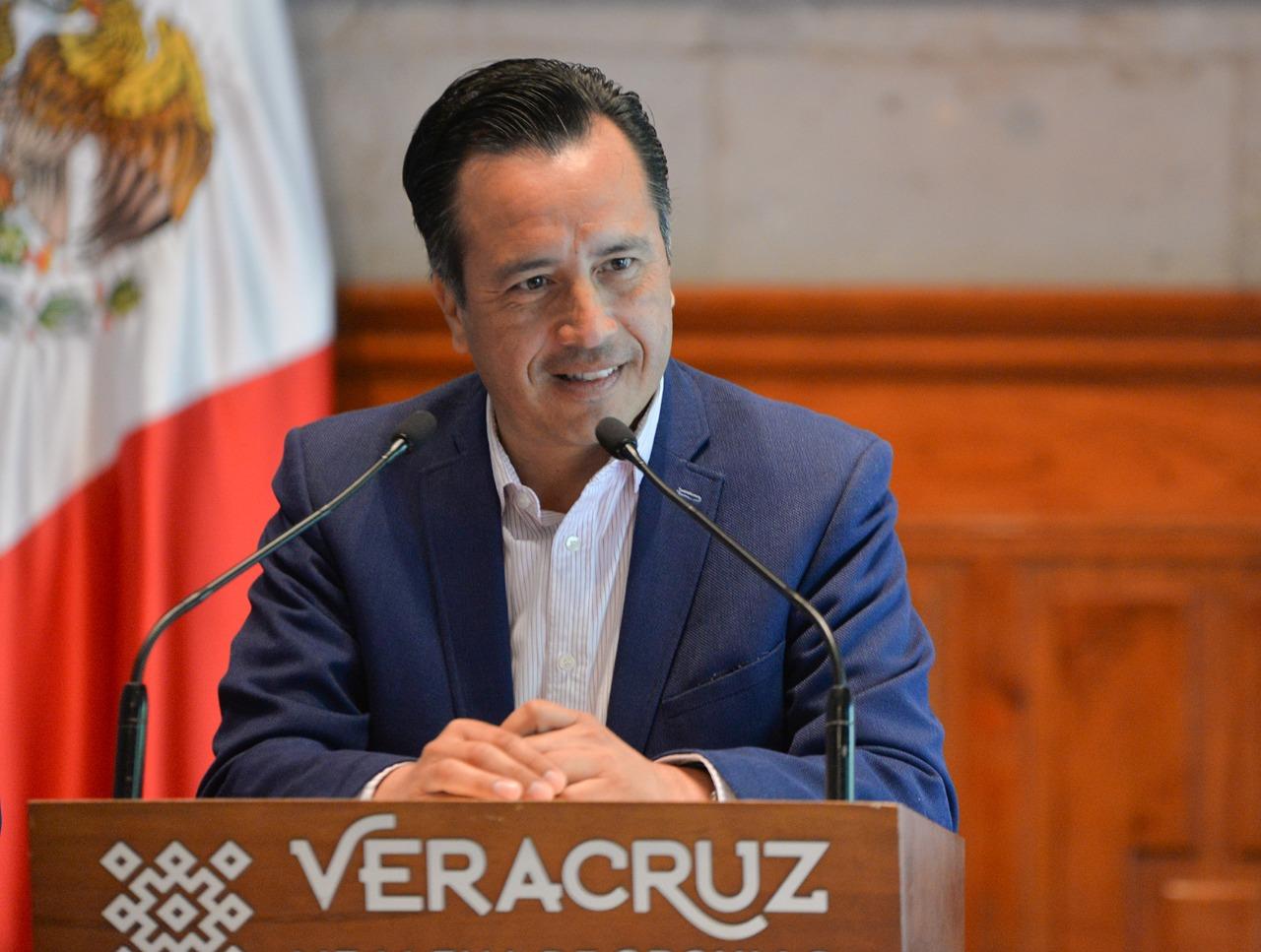 Encuesta revela que a 200 días de su gobierno, 51% de veracruzanos aprueba a Cuitláhuac García