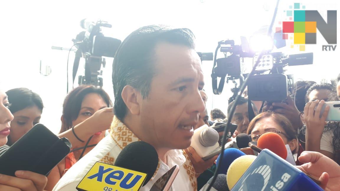 """""""Se volverá a investigar presunta fosa clandestina en Cereso de Coatzacoalcos"""": CGJ"""
