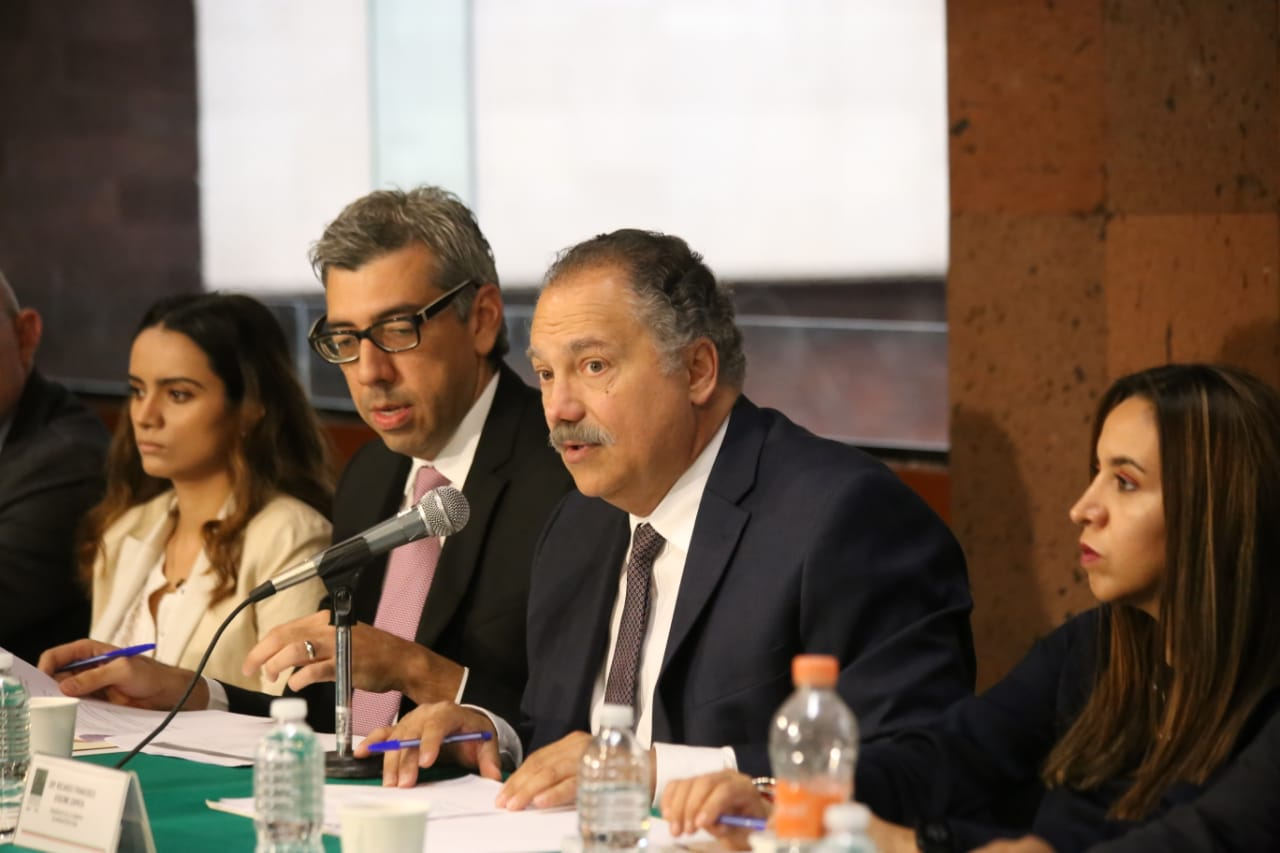 Prioritario, impulsar proyectos estatales de infraestructura ferroviaria: Ricardo Exsome