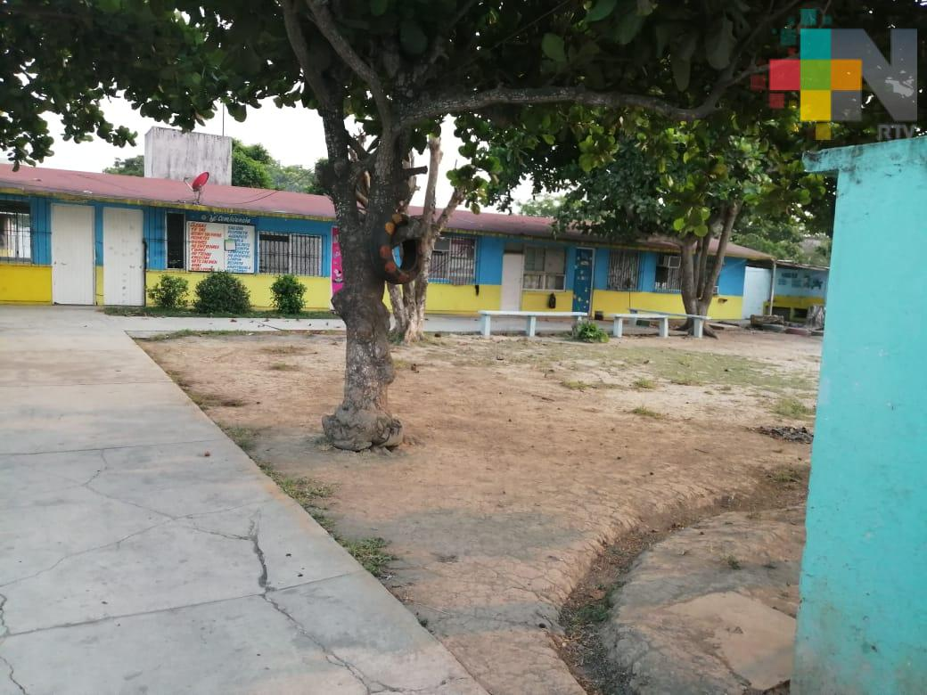 """Agradecen apoyo al albergue escolar """"José Vasconcelos""""; piden que continúe"""