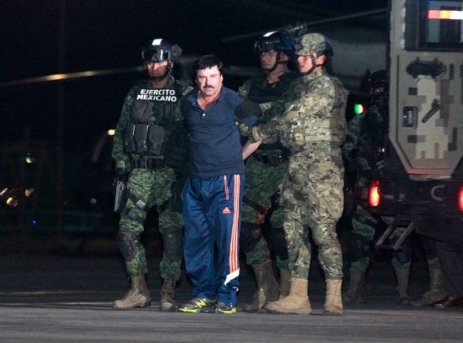 México pasó de ser el país de «El Chavo» al de «El Chapo», dicen colombianos