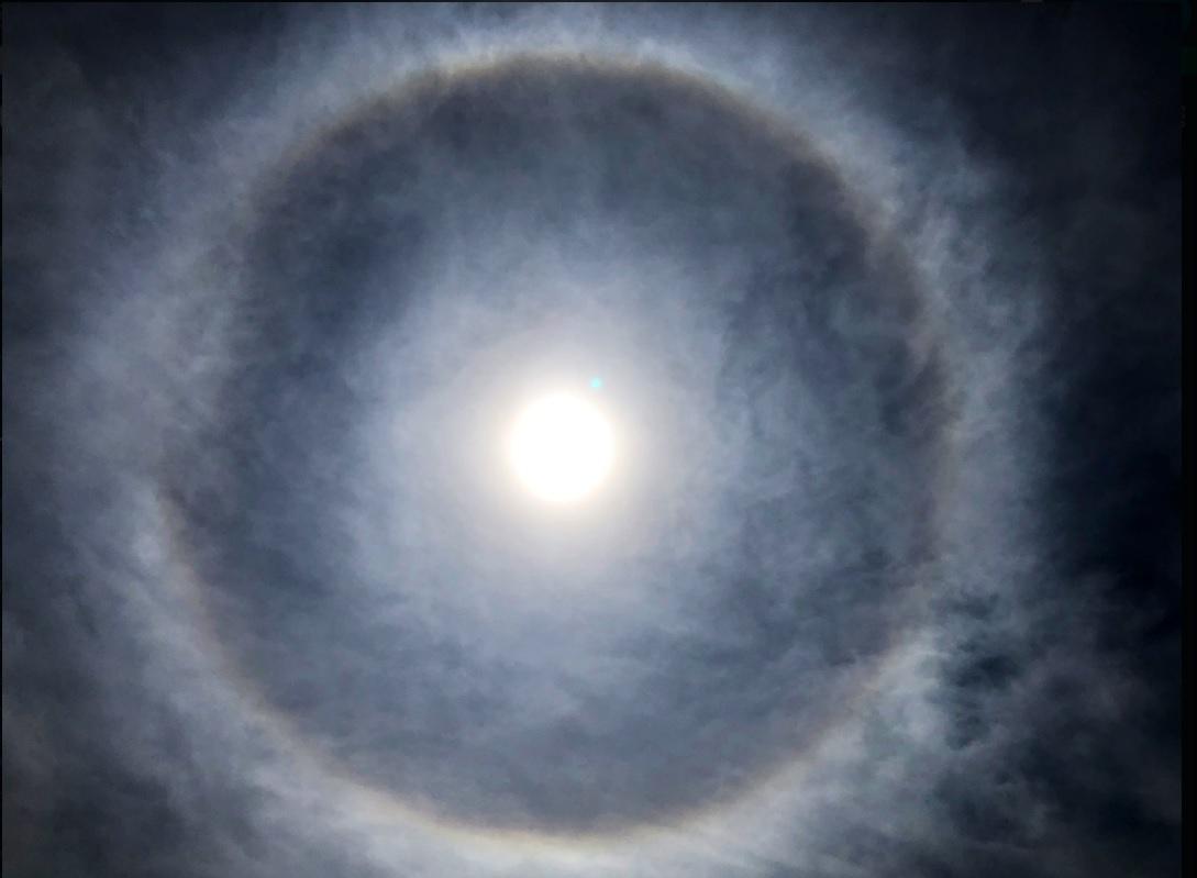 Halo Solar en Xalapa