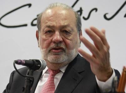Carlos Slim, interesado en invertir en recuperación de Centro Histórico