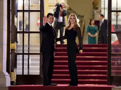 Peña Nieto oficializó en Instagram su divorcio