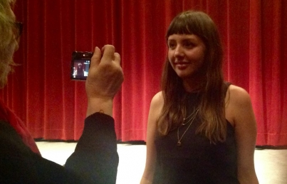 Betzabé García ve en Cannes ocasión para hablar de resiliencia femenina