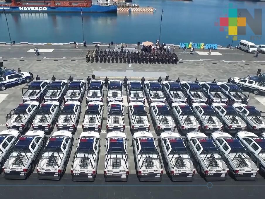 Finales de agosto, fecha limite para transparentar compra de patrullas de SSP de Veracruz: IVAI