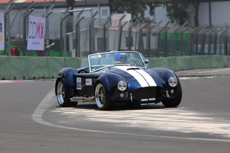 Se aproxima el IX Gran Premio Histórico de automovilismo