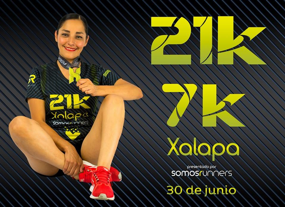 Este domingo Medio Maratón y 7K en Xalapa