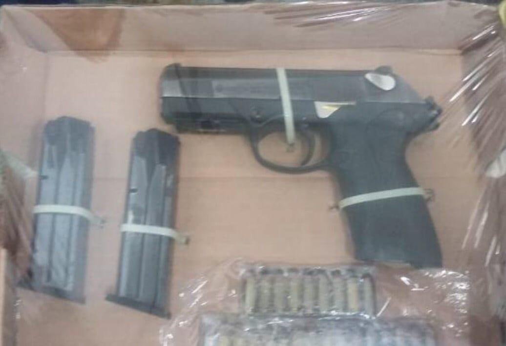 Detiene SSP a tres presuntos delincuentes luego de enfrentamiento, en Omealca