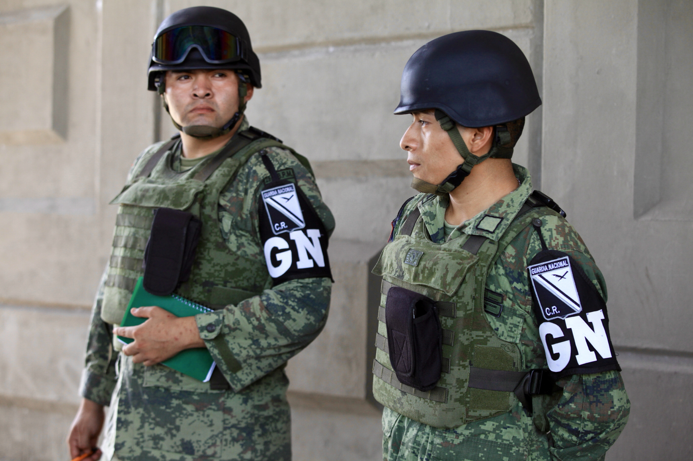 Cancelan construcción de base de la Guardia Nacional en Coatzacoalcos