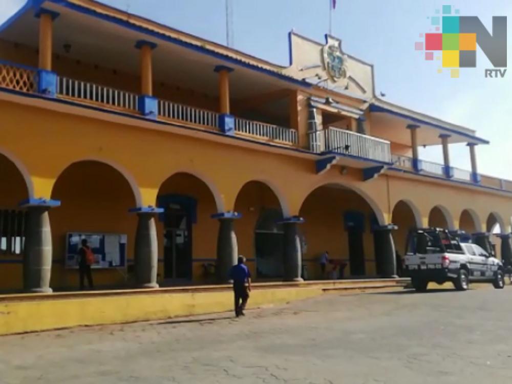 Realizarán mural en palacio municipal de Amatlán de los Reyes