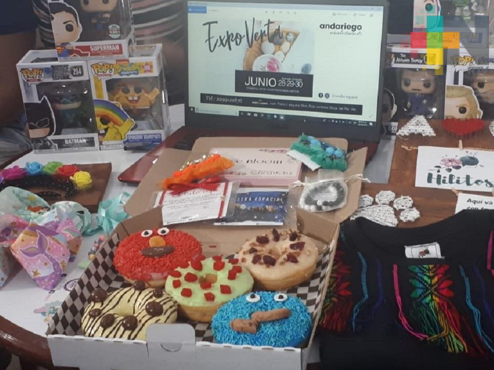 «Andariego Mercado Itinerante», opción viable para jóvenes que buscan emprender un negocio