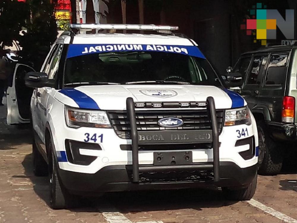 Ayuntamiento de Boca del Río adquiere nuevas patrullas equipadas con alta tecnología