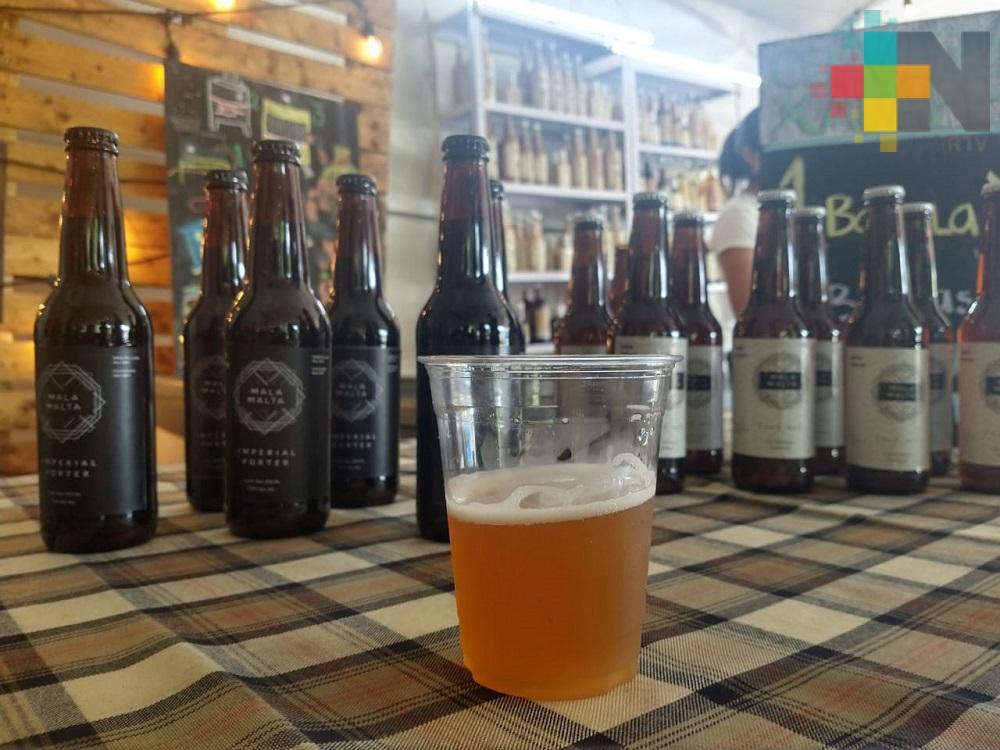 La cerveza artesanal abre un abanico de opciones para los consumidores