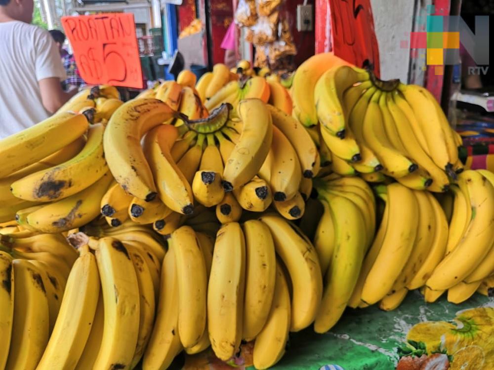 Consumo de plátano ayuda a prevenir enfermedades