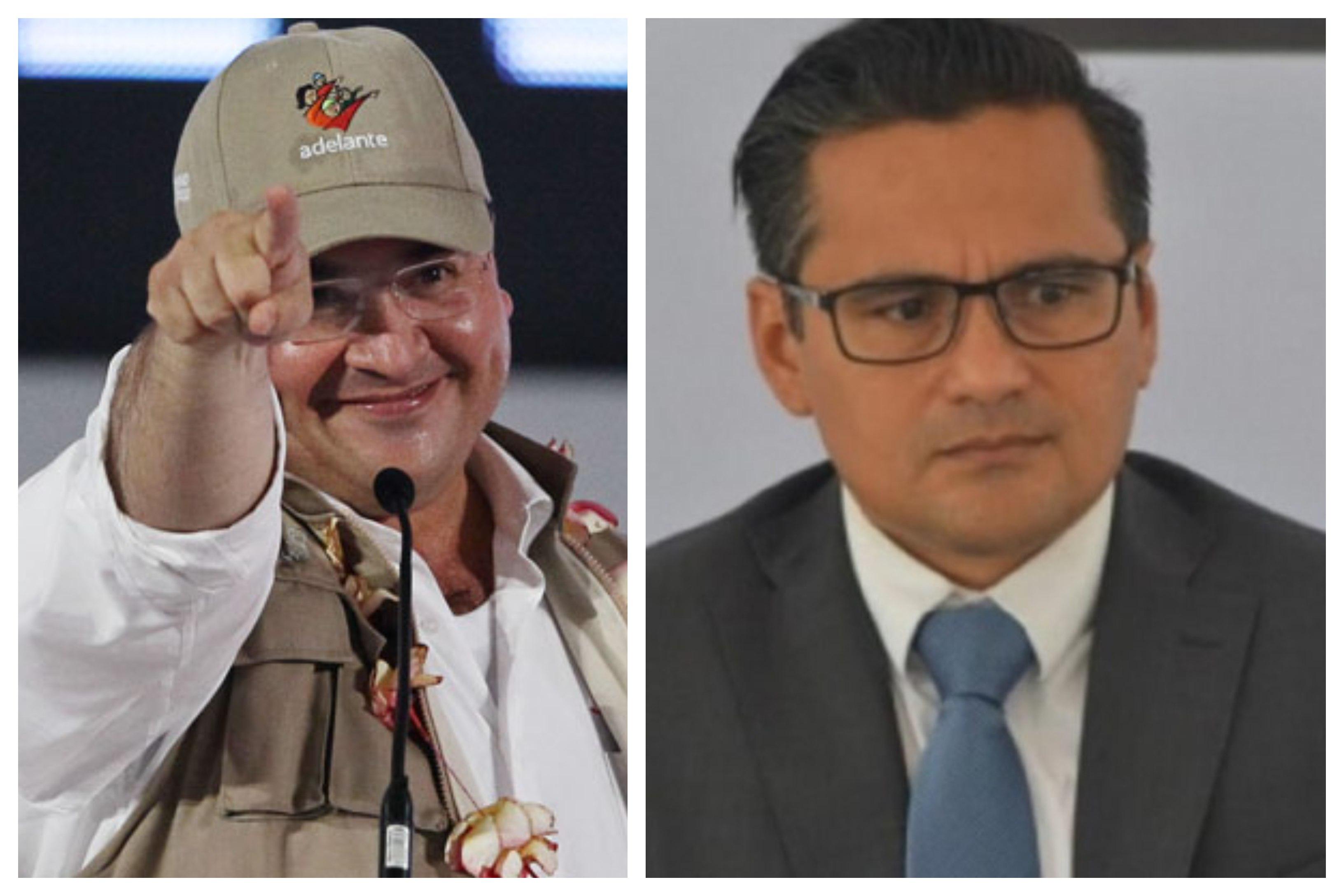 Interpone Javier Duarte de Ochoa denuncia en contra del fiscal Jorge Winckler